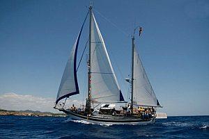 Charter de velero en Mallorca: salida de 3 o 5 horas con patrón a bordo