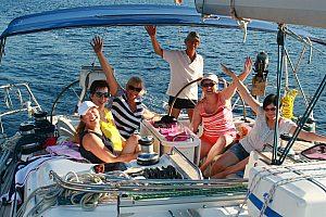 Crucero para el alma a vela en el sureste de Mallorca
