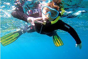Descubre el snorkel en Gran Canaria cerca de Mogan