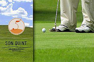 Jugar al Golf en Mallorca - Salida en Son Quint