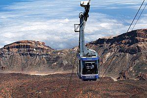 Observatorium Teide Teneriffa