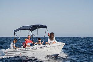 Teneriffa Boot ohne Führerschein mieten