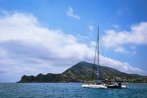 Excursión en catamarán desde Calpe y Altea - maravilloso paseo en barco por la Costa Blanca