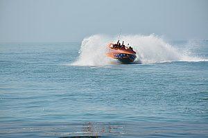 Jetboot fahren