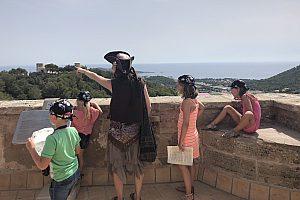 Familienausflug auf Mallorca mit Schnitzeljagd