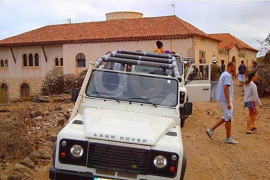 Fuerventura Jeep Safari island center