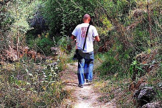 Adventurous hike to Lissos