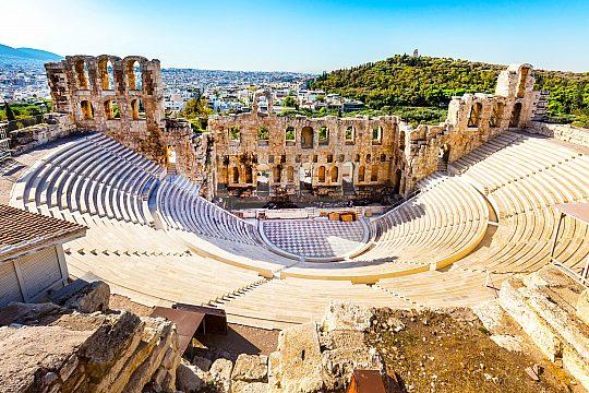 Acropolis Tour in Athens