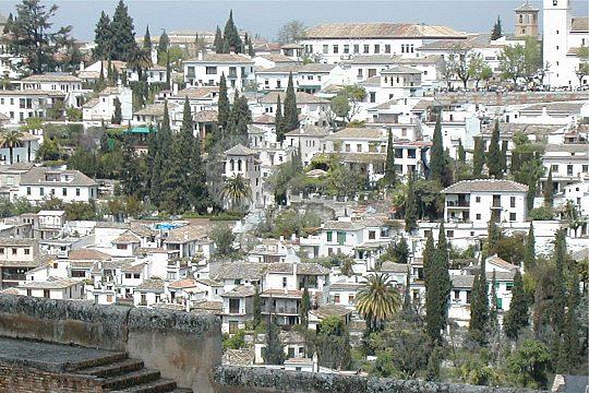 Seville excursion to Granada