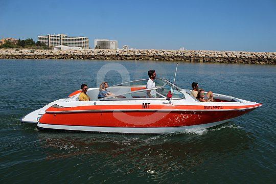 Speed boat rental vilamoura algarve