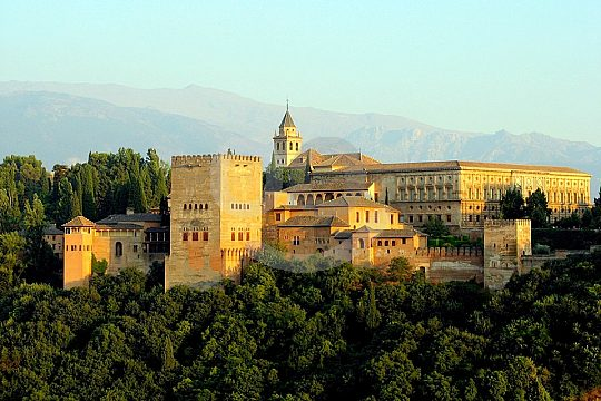 Granada city tour and Alhambra