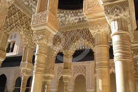 Granada tour from Seville