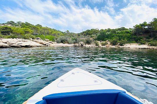Boot ohne Führerschein auf Mallorca mieten