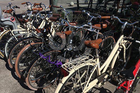 Gijón rent a bike