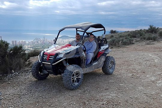 Benidorm Buggy Tour