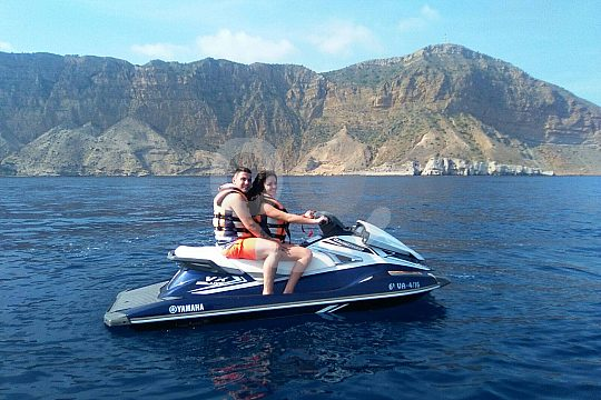 Go jetskiing in Altea
