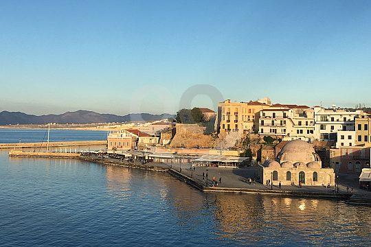 Old Venetian harbour