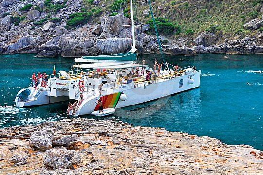 catamaran Alcudia