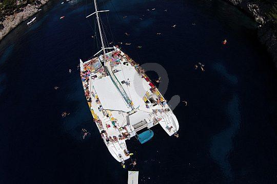 catamaran in Mallorca Alcudia