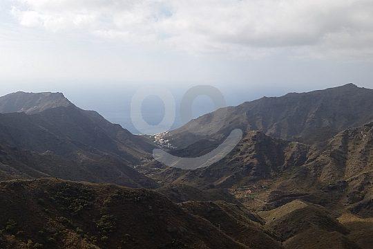 Hike through the Anaga Mountains on Tenerife