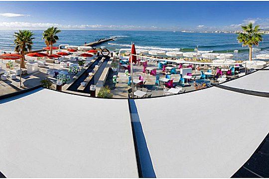 anima beach club mallorca panorama