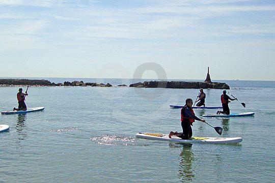 Paddle-Surf-Gruppe