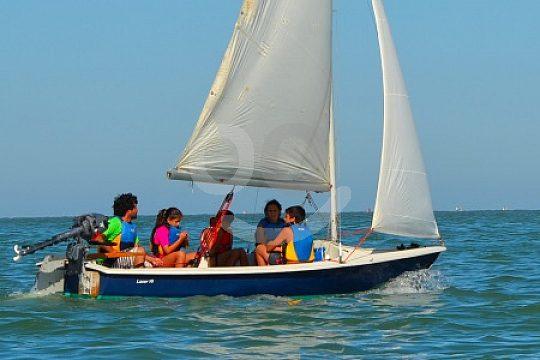 Sailing on Guadalquivir