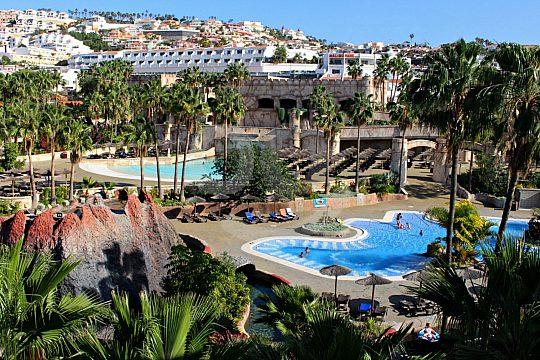 water park Costa Adeje Aqualand Tenerife
