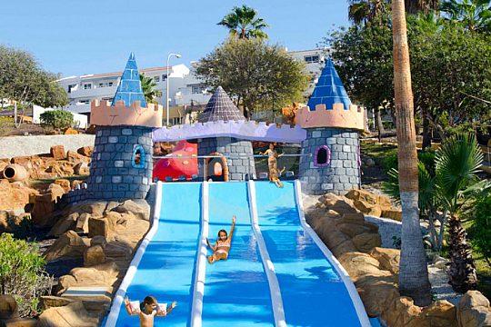 Aqualand water park Tenerife