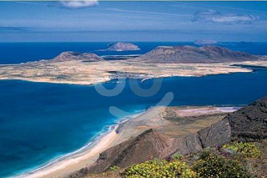 Coast of Lanzarote