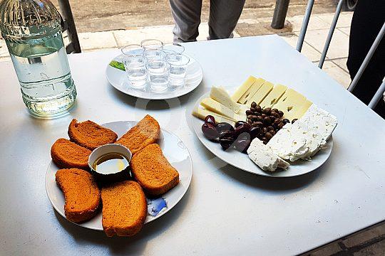 Food Tour of Athens City Centre