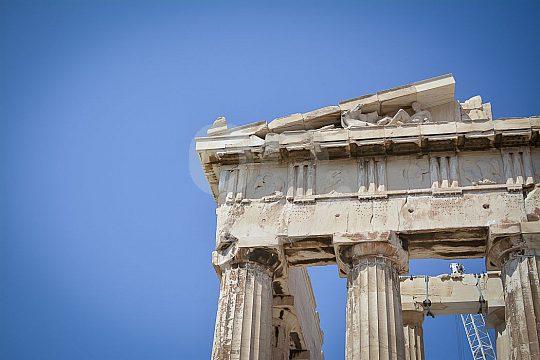 Discover Acropolis in Athens