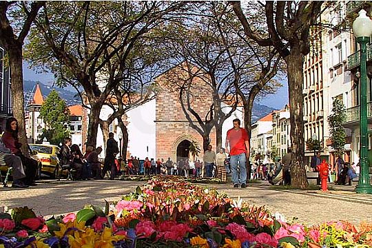 Funchal Old Town Tour on two wheels