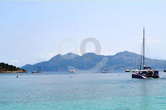 bay of Pollensa catamaran excursion