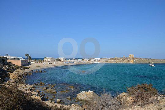 beach on Tabarca