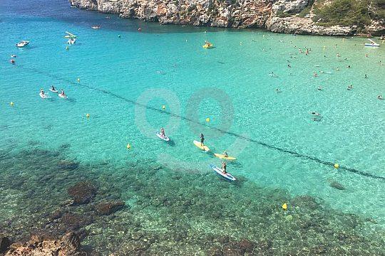 SUP in Menorca