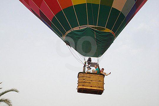 Start Balloon Ride Ibiza