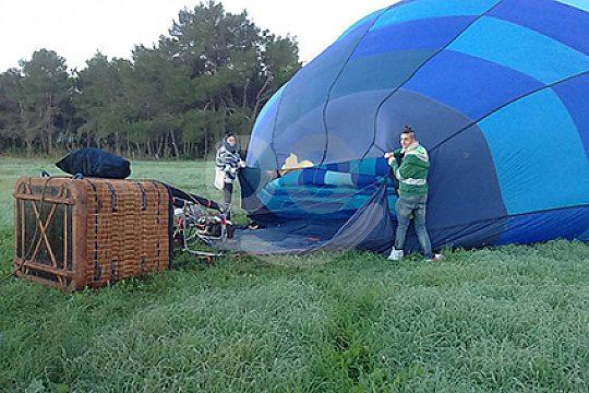 Helper Balloon Ride Ibiza