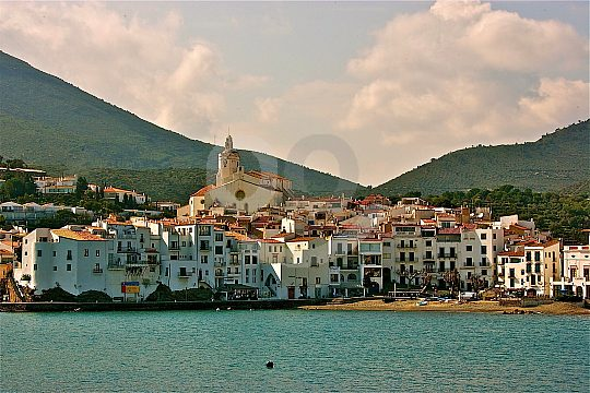 from Barcelona to Cadaqués