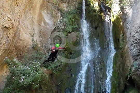 Etxebarria Canyoning Basque Country