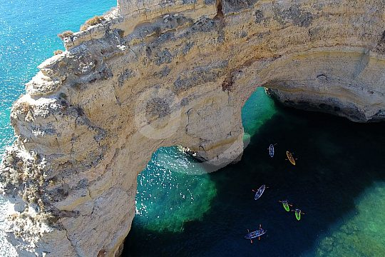 Caves of the Algarve