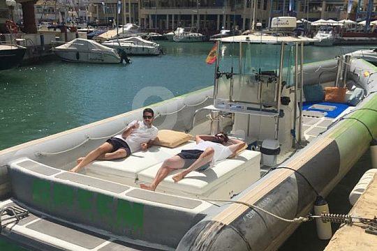Costa del Sol boat trip