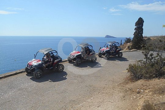 Buggy tour from Benidorm
