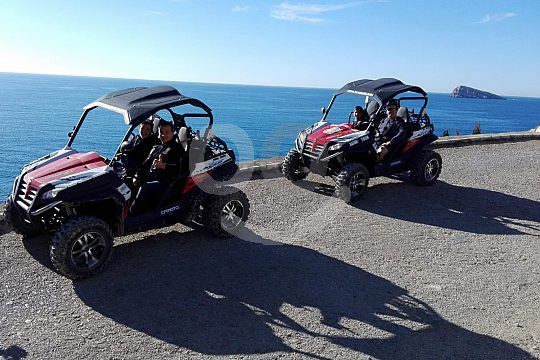 offroad excursion by buggy at Costa Blanca