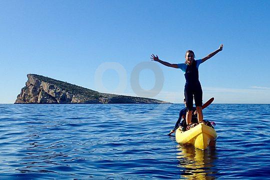 Kayak-Ausflug ab Benidorm