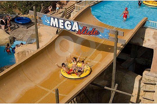 Mallorca water park tour