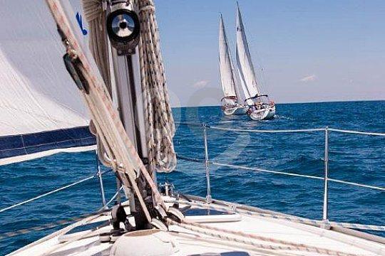 learn sailing in Bilbao