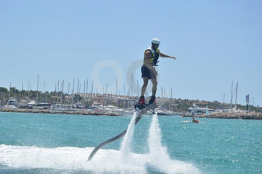 flyboard in El Arenal
