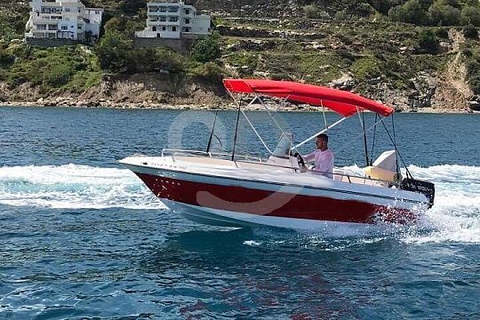 Kreta Boot mieten