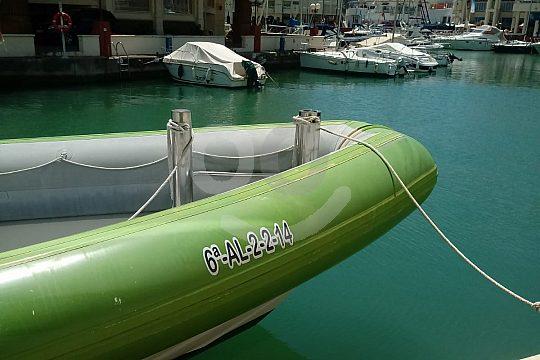 Boat trip Costa del Sol